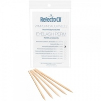 Палочки из розового дерева RefectoCil Eyelash Perm Refill Rosewood Sticks